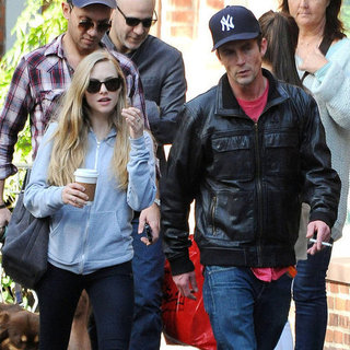 Amanda Seyfried With Desmond Harrington in NYC | Pictures