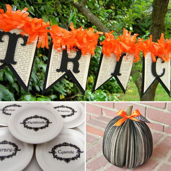 cheap diy halloween decorating ideas popsugar smart living