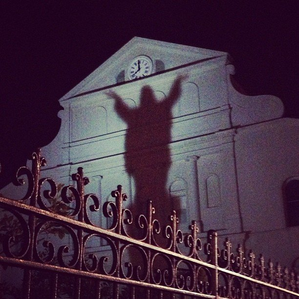 Take a Ghost Tour