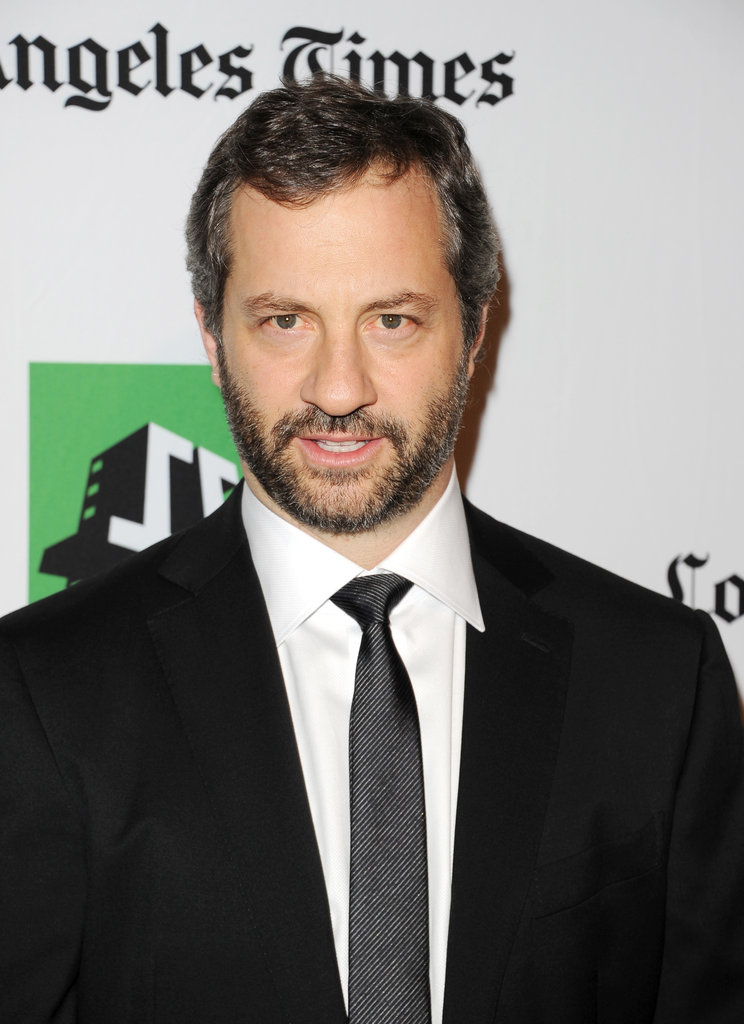 Judd Apatow stepped out in Los Angeles for the Hollywood Film Awards gala in Los Angeles.