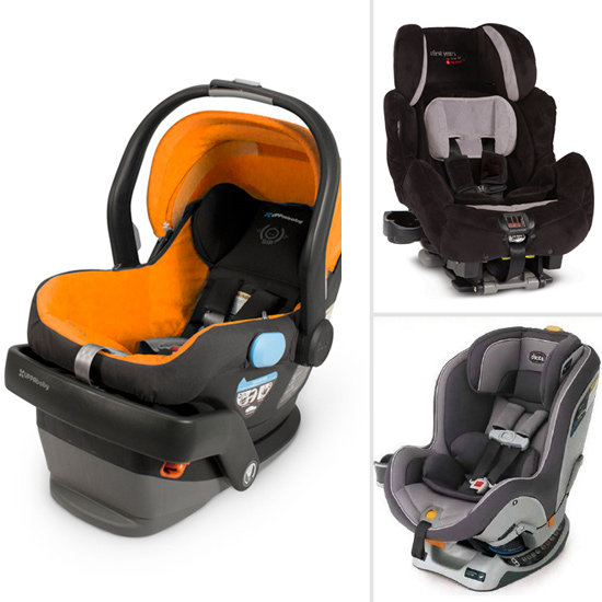 Cool Riders: 2013's New Car Seats Are Safe, Sleek, and Easier to Install Than Ever