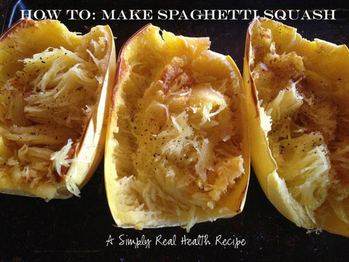 How To Make Spaghetti Squash (VIDEO)