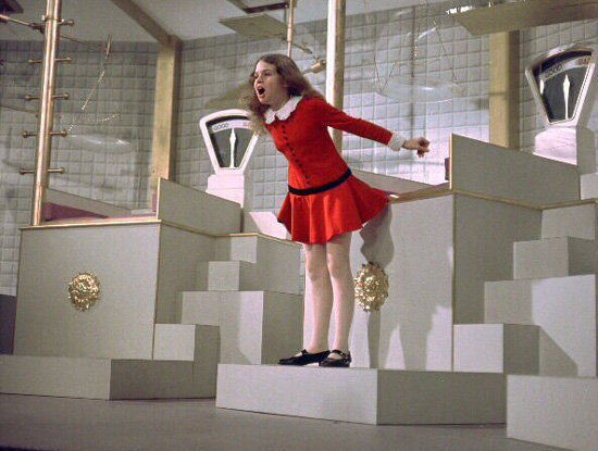 Veruca Salt Costume