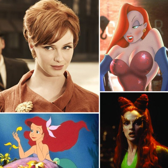 Costumes For Redheads