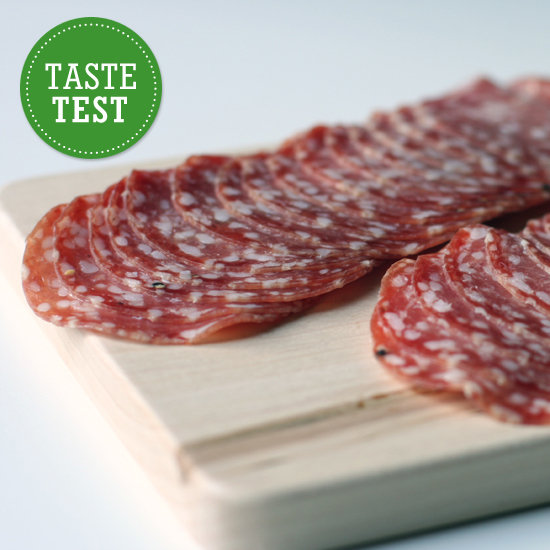 Taste Test: Columbus Farm to Fork Salame