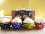 Mini Cupcake Four-Pack