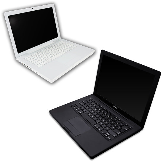 2006 — MacBook Polycarbonate