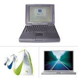 From Tangerine iBook to PowerBook: A History of Apple's Laptops