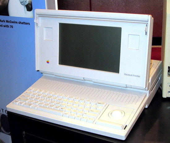 1989  Macintosh Portable