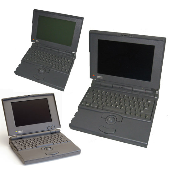 1991 — PowerBook 100 Series