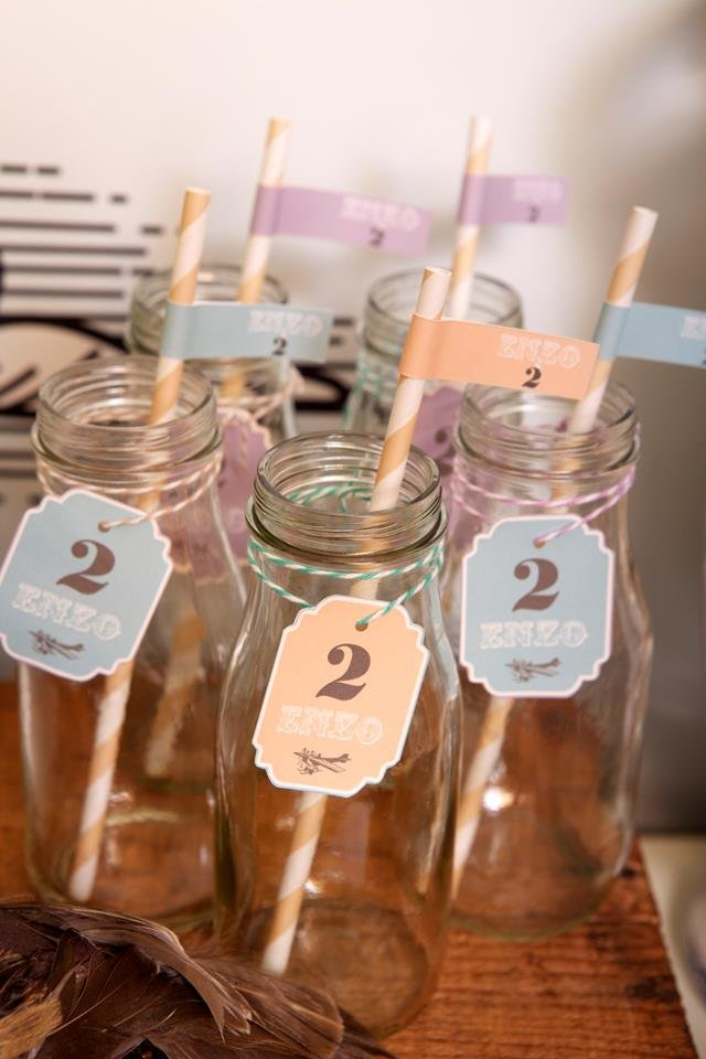 Personalized Glass Bottles