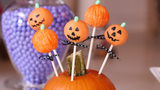 Treat Yourself to a Halloween Cake Pop