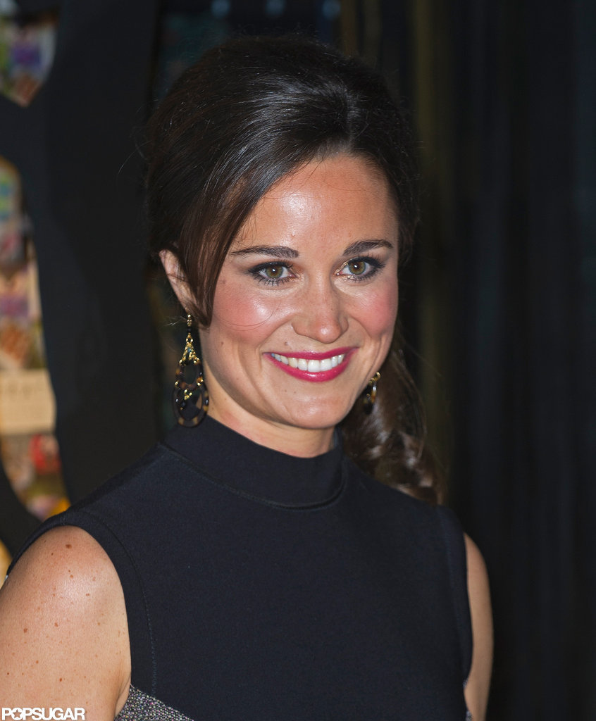 Pippa Middleton stepped out in London.