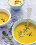 Coconut Curry Pumpkin Soup From Zanzibar
