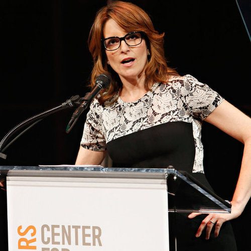 Tina Fey at Reproductive Rights Gala