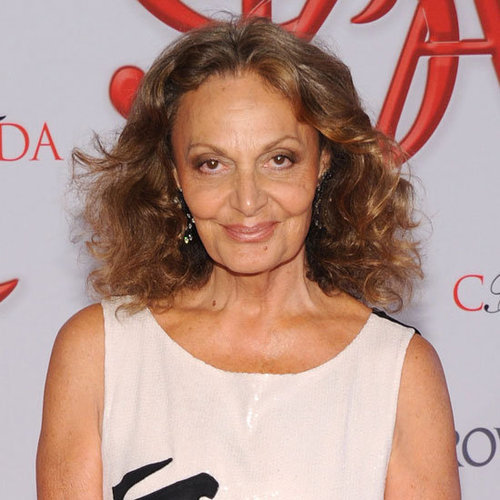 Interview With Diane von Furstenberg About Beauty
