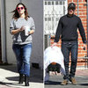 Drew Barrymore and Will Kopelman With Baby Olive | Pictures