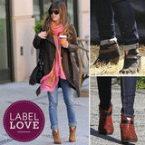 Check out the latest celebrity obsession: Rag & Bone boots.