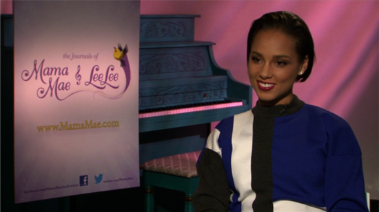 Alicia Keys Launches Storybook App For Kids and Talks Poop With Us