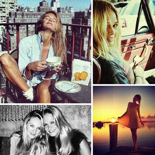 Celeb Twitter & Instagram Pictures: Lara, Miranda, Jennifer