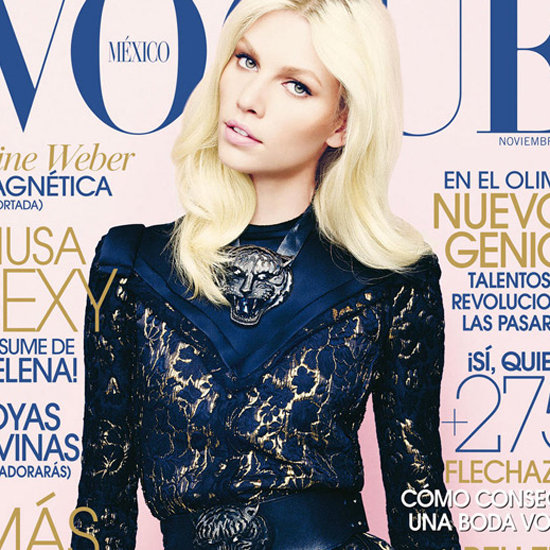 Fall In: November's Magazine Covers Are Here (New!)