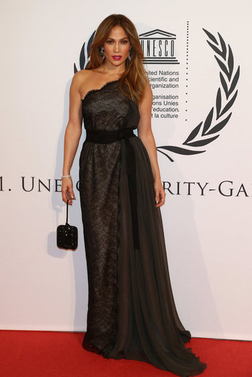Jennifer Lopez hit the red carpet in Germany.