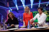 Gwyneth Paltrow cooked on El Hormiguero.