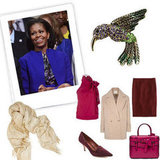 3 Ways to Add First-Lady Polish to Your Office Ensembles