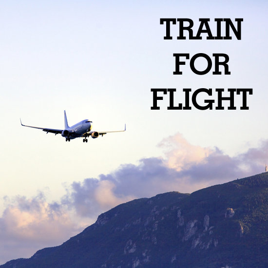 Another Reason to Cross-Train: Make That Connecting Flight