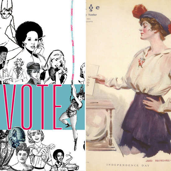 Now and Then: Getting Women to Vote