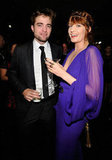 Robert Pattinson & Florence Welch