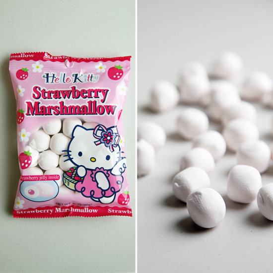 Hello Kitty Strawberry Marshmallow