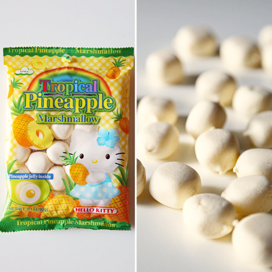 Hello Kitty Tropical Pineapple Marshmallow