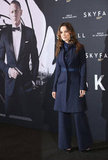 Daniel Craig and His Bond Girl Bérénice Marlohe Bring Skyfall to Berlin