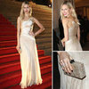 Karolina Kurkova Wears Carlos Miele SP'13 Gown in Berlin