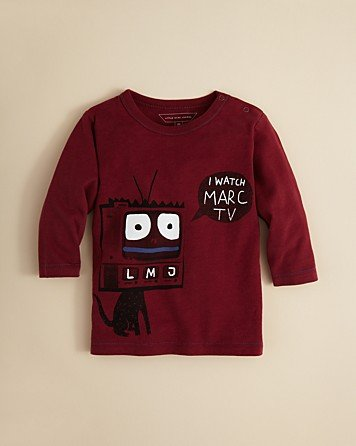 Little Marc Jacobs Infant Boy Tee