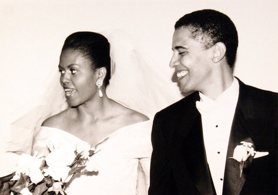 "Michelle Obama: I Grow ""Prouder and More in Love"" With Barack Every Day"
