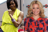 "Michelle Obama Answers Elizabeth Banks on Her Favorite Dance Move — ""The Dougie!"""