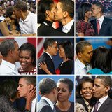 Presidential Displays of Affection: Barack and Michelle Show Off Their Love