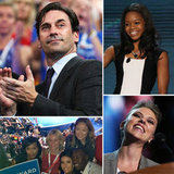Celebrities Show Their Obama Pride at the DNC