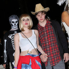 Celebrity Halloween Costumes in 2012