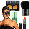 Halloween Makeup Colour Story: How to Wear Orange and Green