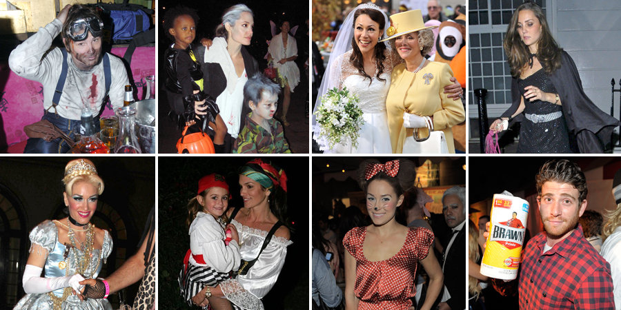 150+ Celebrity Halloween Costumes