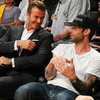 David Beckham at Lakers Season Opener | Pictures