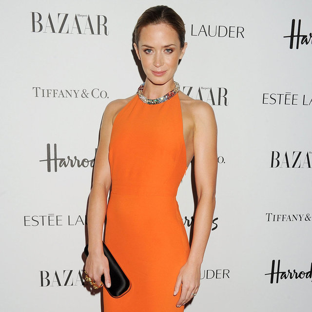 Emily Blunt at Harper's Woman of the Year Awards | Pictures