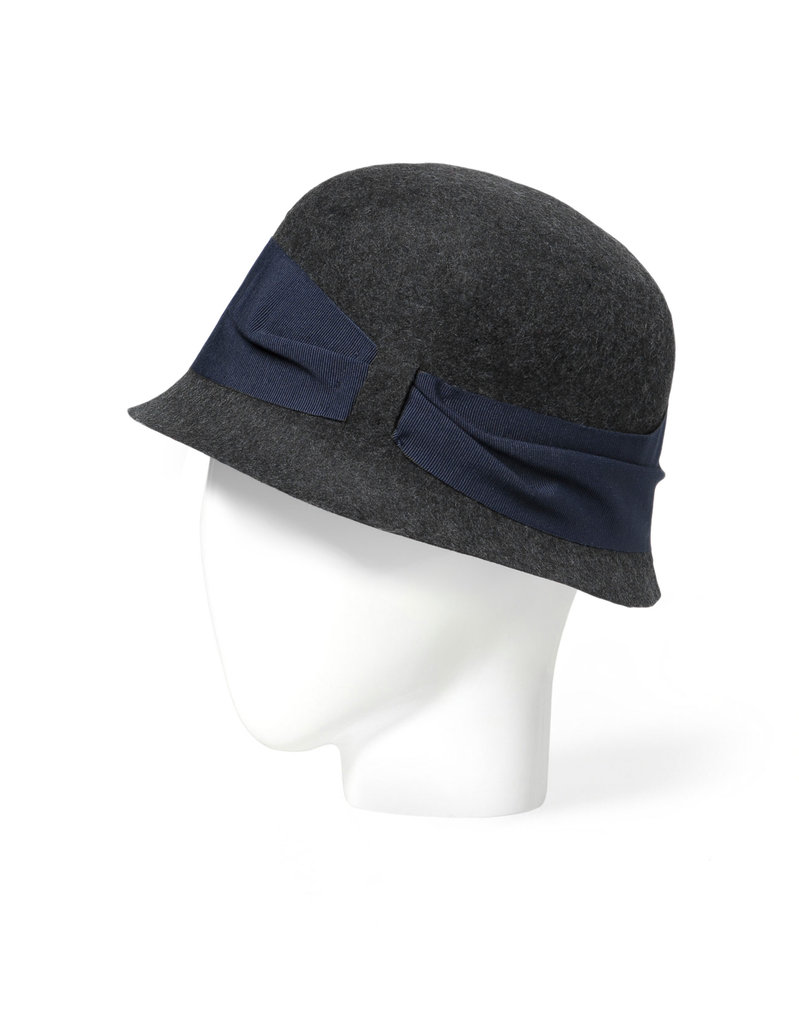 Add a ladylike touch to your cold-weather looks with this Zara Cloche Hat ($30).