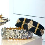 Video: How To Make a Dolce & Gabbana Embellished Headband