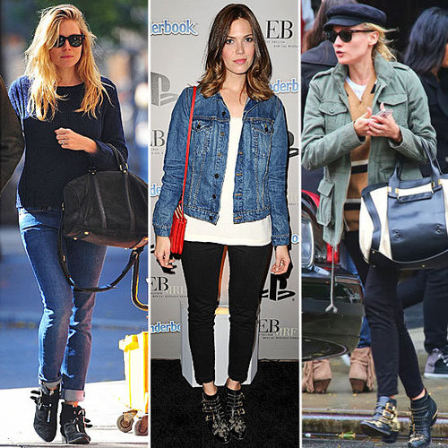 Buckle Boot Trend | Fall 2012