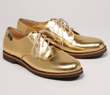 These American Eagle Gold Oxfords ($89) will make your feet stand out without breaking your bank.