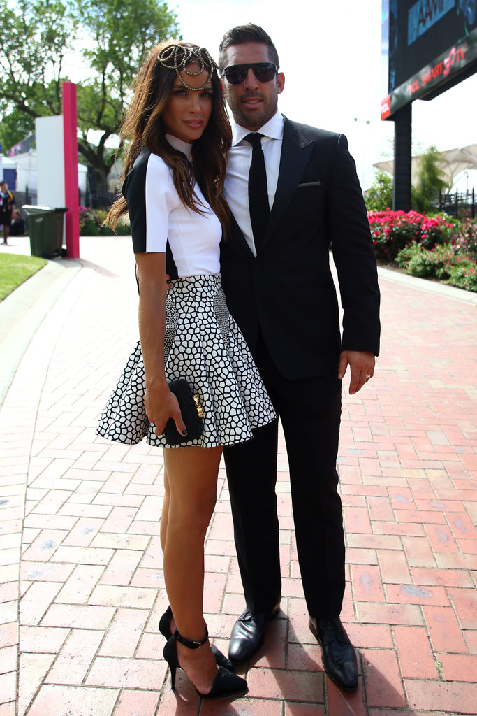 Jodi Gordon and Braith Anasta.